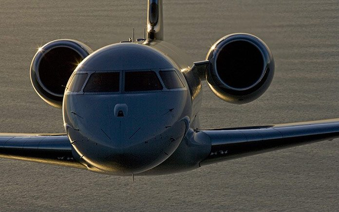 global-5000-business-jet