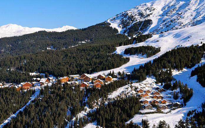 Courchevel-village