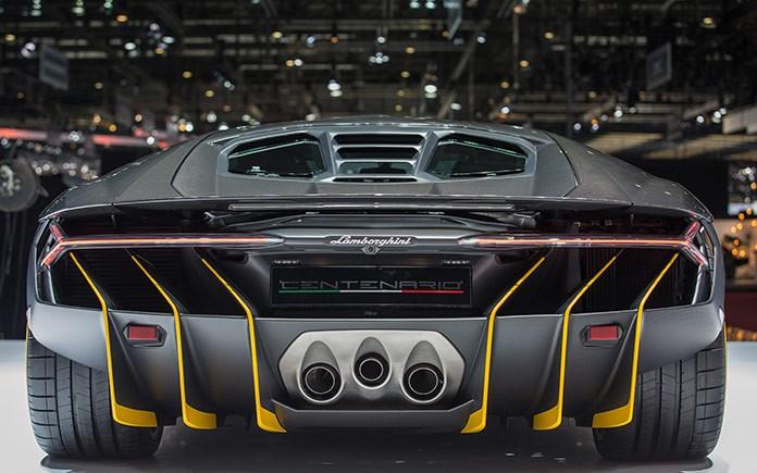 Lamborghini Centenario at 2016 International Geneva Motor Show 2