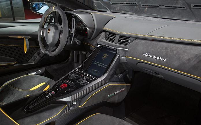 Lamborghini Centenario at 2016 International Geneva Motor Show 4