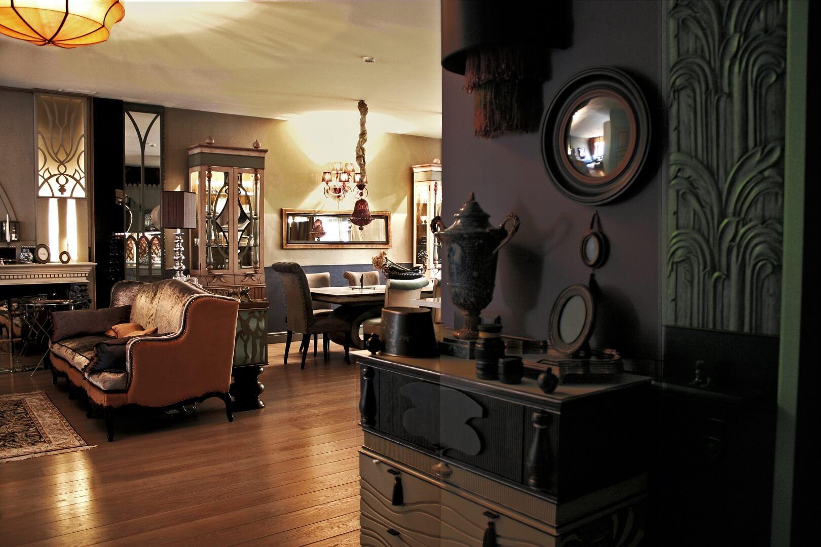 Modern furniture as a work of art 3
