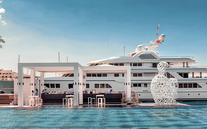 Porto Montenegro added a 250m berth 2