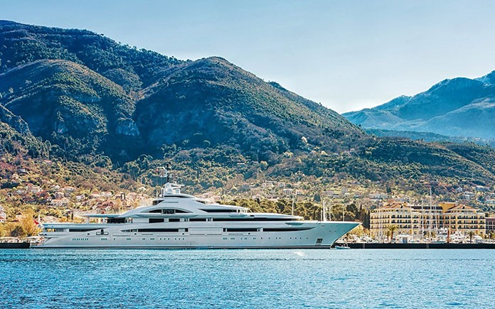 Porto Montenegro added a 250m berth 3