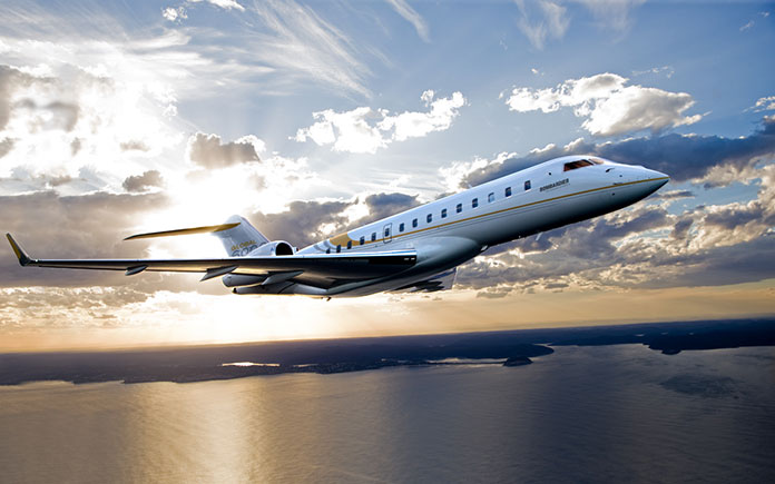 Zetta Jet Firms Up Orders for Two Global 6000
