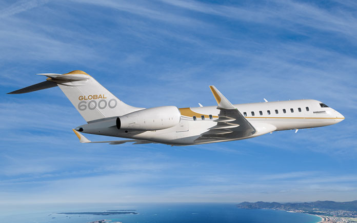 Zetta Jet Firms Up Orders for Two Global 6000-2
