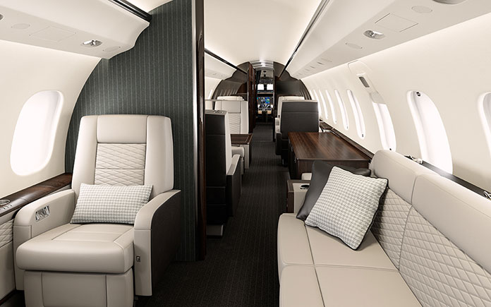 Zetta Jet Firms Up Orders for Two Global 6000-3