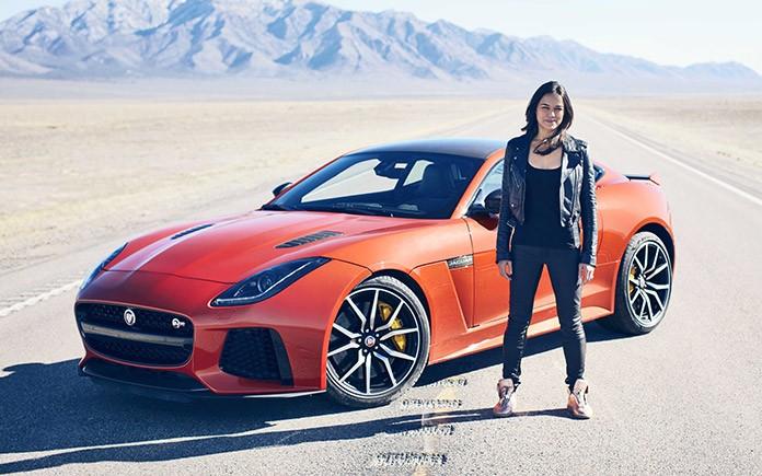 michelle-rodriguez-drives-jaguar-f-type-svr-4