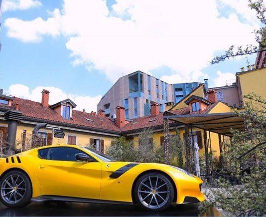 car-ferrari-f12tdf-milan-design-fair
