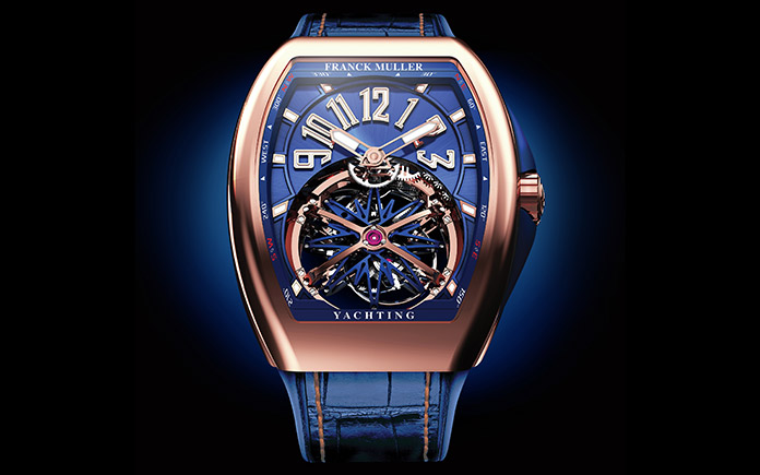 A New Creative Vision Of Time With Nautical Details