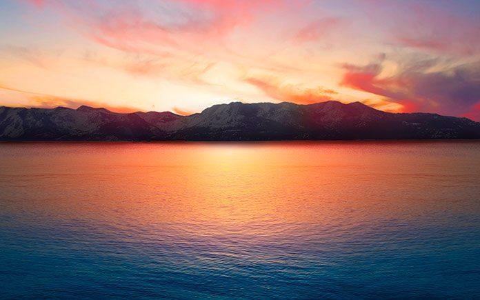 lake-tahoe-sunset