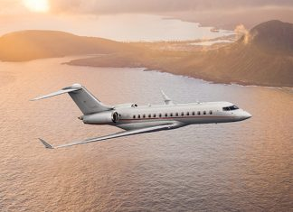 private-jet-global-6000-exterior