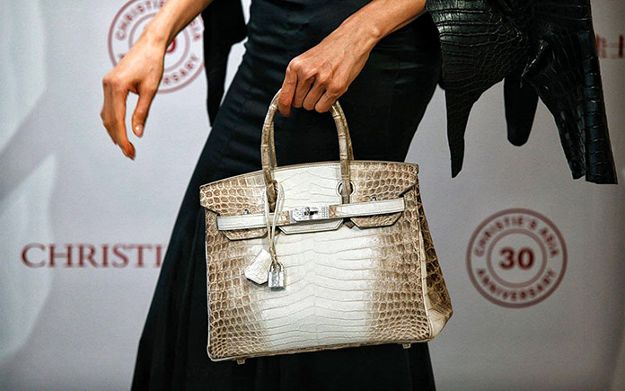466f863d75 This Hermes Birkin Is the Most Expensive Handbag Ever Sold at ...