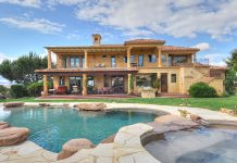 pool-and-back-of-luxury-house