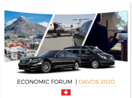 Deluxe Transportation Points of the World's Elite Gathering in Davos - Luxury Today