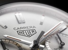 160 Years Young: Tag Heuer Kicks Off a Milestone Anniversary With the Re-edition of a Heuer Carrera Highlight - Luxury Today